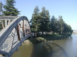 Petaluma CA Petaluma River