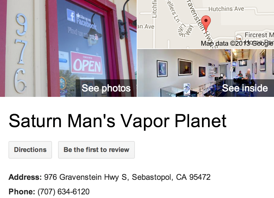 Saturn Man's Vapor Planet | Google 3D Tour Sebastopol