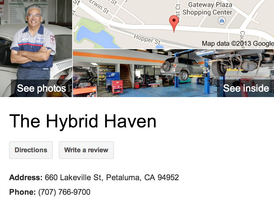 The Hybrid Haven | Google 3D Tour Petaluma