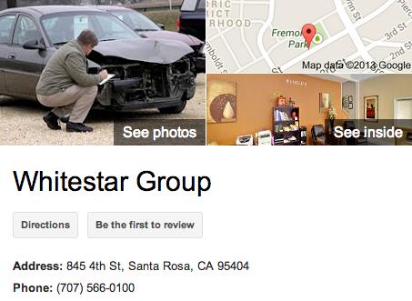 Whitestar Group | Google 3D Tour Santa Rosa