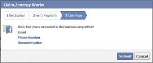 Facebook Merge