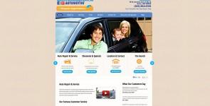 Central Avenue Automotive Homepage