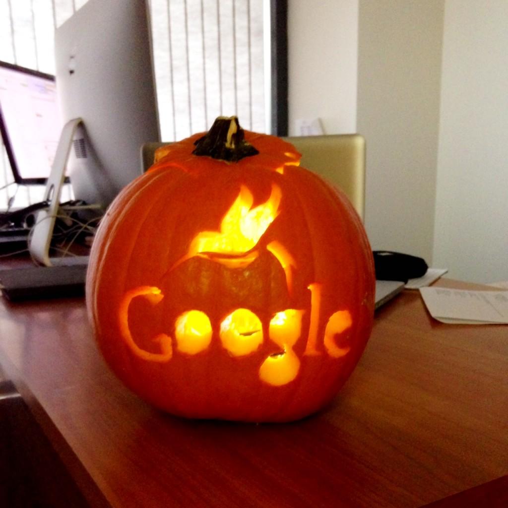 Google Pumpkin