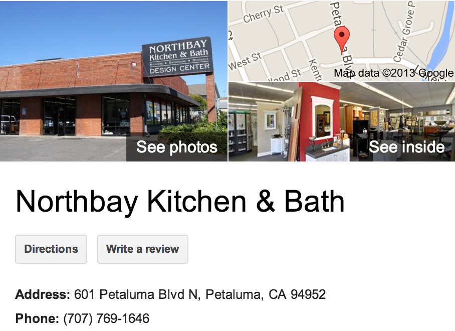 Northbay Kitchen | Google 3D Tour Petaluma