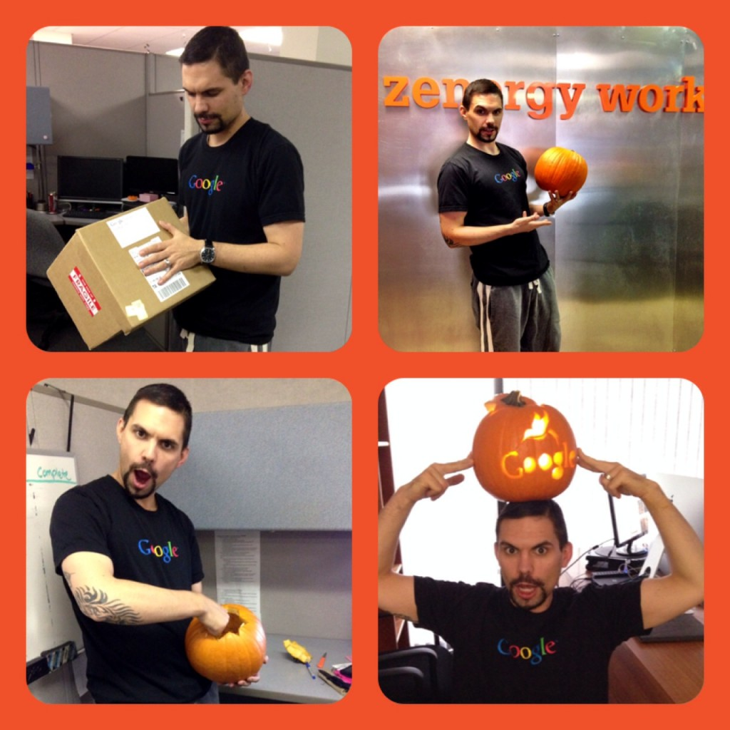 Tim Pumpkin Zenergy