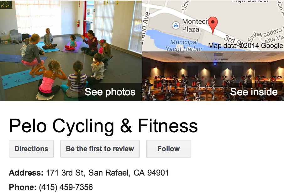 Google Business View for a Gym.  Look Inside!