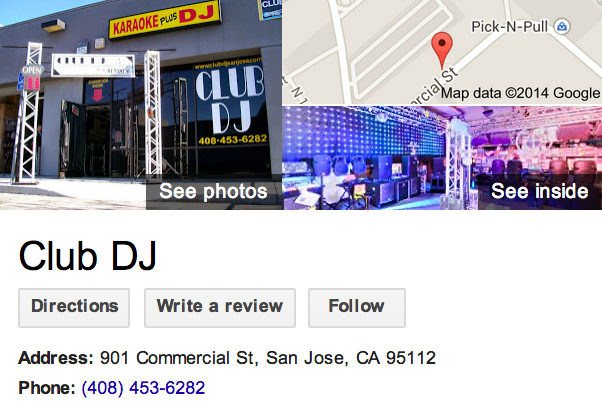 Google Trusted Agency Zenergy Works captured the best of Club DJ in San Jose with this Google 360 Tour