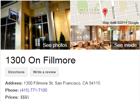 Google Business View for a Soul Food Restaurant. Look Inside!