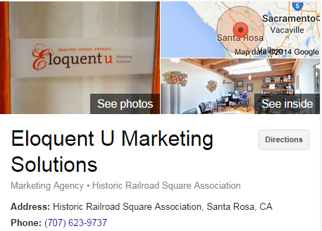 Google Business View for a Marketing Agency. Look Inside!