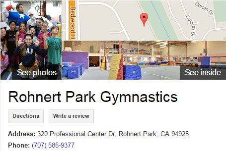 Google Business View for an After School Program. Look Inside!