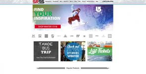 Santa Rosa Ski and Sport Website