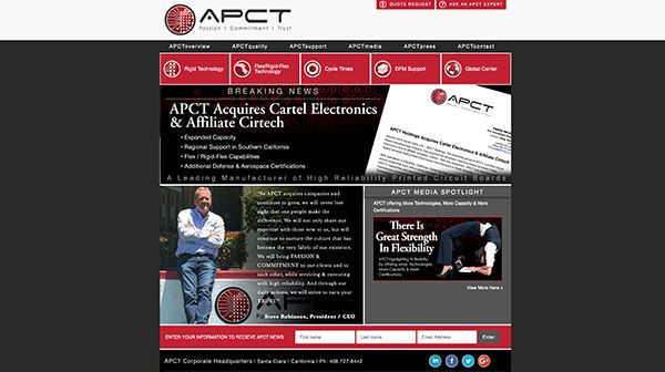 APCT Website