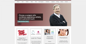 Dr. Barry Silberg, Cosmetic Surgeon