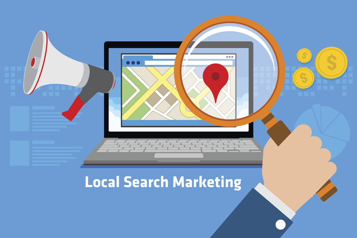 Local SEO Marketing Company Napa