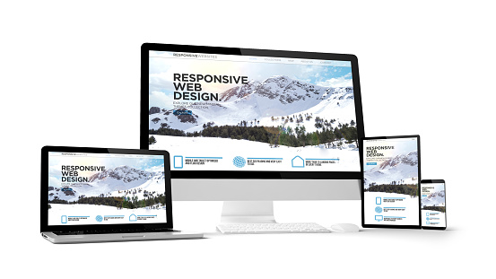 Responsive Website Design Service Emeryville CA