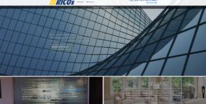 Coberturas para ventanas de Rico